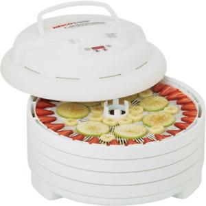 Nesco - Gardenmaster Digital Pro Food Dehydrator and Jerky Maker - White