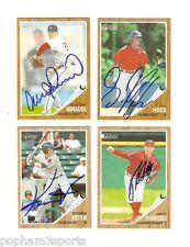 L.J. HOES Signed/Auto. 2011 TOPPS HERITAGE MINOR LEAGUE CARD Orioles lj w/COA