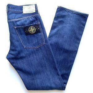 Men's Stone Island Jeans Regular Fit 'RE' Size W30 L34 RRP £200