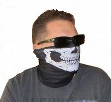 Halstuch Totenkopf Skull Schlauchtuch Snowboard Biker Gangster Tuch Bandana Ski