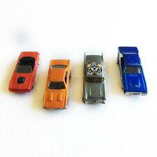 Hot Wheels Coches x4 71 Plymouth Gtx 71 Dodge Demon 57 Chevy, Plymouth Barracuda