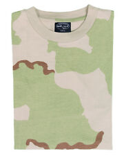 maglietta Donna 3 Colori Deserto Mimetici US Army tg. XS WK2 Marines Wasp