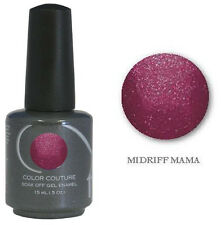 ENTITY 1 One Color Couture Gel Polish MIDRIFF MAMA  .5 oz / 15 ml
