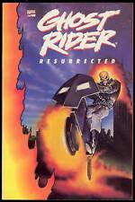 Ghost Rider Resurrected TPB Marvel 1991 Mackie Saltares