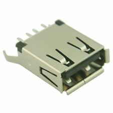 A vertical série USB PCB Socket (Pack de 3)