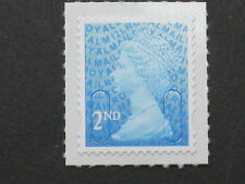 2012 SECURITY MACHIN M12L  2nd from Counter Sheets SINGLE STAMP