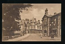 Cumbria Westmorland BOWNESS Used 1924 PPC
