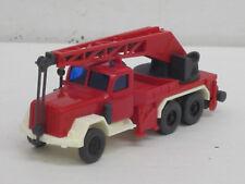 Magirus-Deutz KW 15 utilitaires, O. neuf dans sa boîte, WIKING, 1:87, pompiers