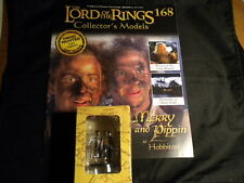 Lord of the Rings Figures - Issue 168 Merry and Pippin at Hobbiton - eaglemoss