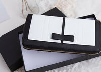 Charming Women Clutch buckle Soft Leather Wallet Lady PU Long Card Purse Handbag
