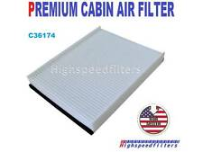 PREMIUM Cabin Air Filter for FORD Focus Escape C-MaxTransit Connect MKC C36174