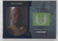 2016 Topps Star Wars Evolution #MAWI Mace Windu /50 Non-Sports Card 7m3