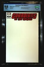 Guardians of the Galaxy #1 CBCS 9.8 Blank Variant Beta Ray Bill Groot Star-Lord