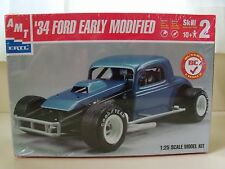 AMT  (1934) '34 FORD EARLY DIRT / ASPHALT MODIFIED RACE CAR - MODEL KIT (SEALED)