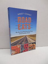West Coast Road Eats Restaurant Diners Cafe Drive-In Guide Book San Diego Canada