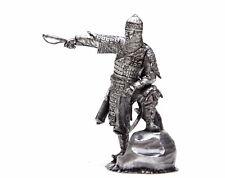 tin 54mm Mongolia. Juchi Khan (the son of Genghis Khan) 1:32 Metal Figurine