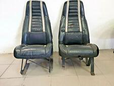 JEEP CJ5 sedili anteriori front seats originali