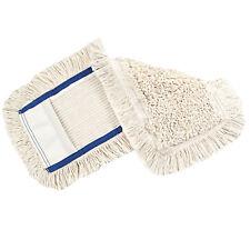 Bodentuch Wischmop Nassfaser weiss lang geeignet für HaRa + Jemako Wischer 40 cm