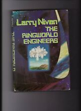 Ringworld Engineers by Larry Niven (1980, Hardcover) 1st ed/2nd printing Signed