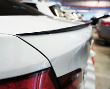 BMW 5 Series  F10  Boot Lip Spoiler 4D Saloon 2010-2016 M5 Type aftermarket