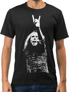 Dio Rock Icon Caricature New Mens T-shirt