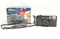Nikon One Touch 35 mm AF Auto Compact - with Box  CLEAN!! EUC