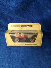 Matchbox models of yesteryear 1914 Prince Henry Vauxhall