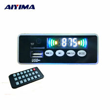 AIYIMA MP3 Player Bluetooth APE Lossless Decoder 12V MP3 Module USB Sound Car…