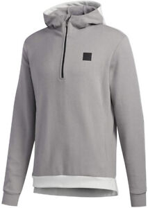 ADIDAS GOLF MEN'S ADICROSS HOODIE SIZE: XL DOVE GREY FQ5257 NEW WITH TAG!! 20844