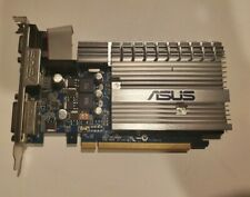 589 MHz Core Asus 8400GS-SL-512MD3 GeForce 8400 GS Graphic Card 512 MB GDDR3