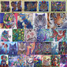 5D DIY Special Shaped Diamond Painting Tiger Cross Stitch Embroidery Mosaic Home