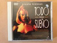 Todo Un Sogno DVD Nicole Kidman Spagnolo Inglese