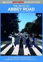 THE BEATLES  COLLECTOR'S   ABBEY ROAD 50th ANNIVERSARY  PRESS 2xCD+3xDVD