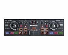 Numark DJ2GO2 Touch Pocket DJ Controller w/ Audio Interface PROAUDIOSTAR