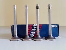 Valvole aspirazione Golf, Jetta, Passat, AUDI 80, 50, TRW  3361(kit 4 pezzi)