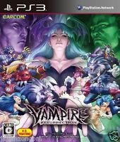 Used PS3 Vampire Resurrection SONY PLAYSTATION 3 JAPAN JAPANESE IMPORT