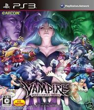 Used PS3 Vampire Resurrection SONY PLAYSTATION 3 JAPAN JAPANESE IMPORT