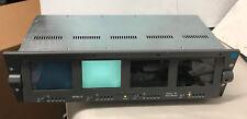 Wohler Panorama DTV MON4-3C Quad Monitor Tilt Screen PAL NTSC