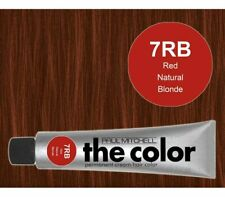 Paul Mitchell THE COLOR Permanent Hair Color 3oz, 7RB Red Natural Blonde