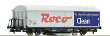Roco Clean Schienenreinigungswagen 46400 Spur H0