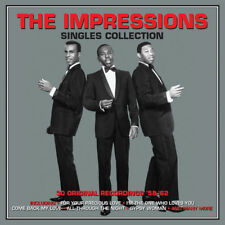 IMPRESSIONS - SINGLES COLLECTION 2CD