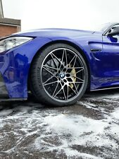 """1 x BMW M3 M4 20"""" Competition 666 M Sport  FRONT GENUINE OEM Alloy Wheel"""