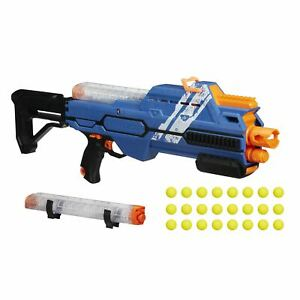 Nerf Rival Hypnos XIX-1200 Blaster (blue), Ages 14 and Up