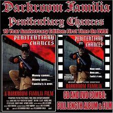DarkRoom Familia - Penitentiary Chances [New CD] Explicit, With DVD