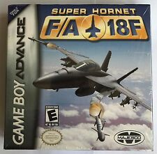 GBA Super Hornet F/A 18F (2004), Brand New & Factory Sealed