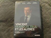 """DVD NEUF """"VINCENT FRANCOIS PAUL ET LES AUTRES"""" Yves MONTAND, Gerard DEPARDIEU"""
