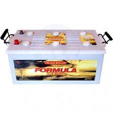 Batería Solar FORMULA  acido plomo Cerrado 12v  260Ah C100 Fotovoltaica