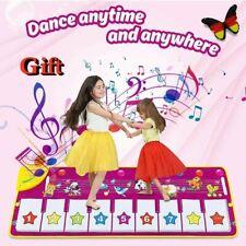 Baby Musik Matte Kinder kriechen Klavier Teppich pädagogische Spielzeug Geschenk