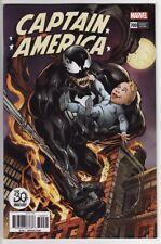 CAPTAIN AMERICA #700 Marvel Comics MARK BAGLEY VENOM VARIANT COVER! Spider-Man