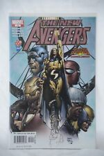 Marvel Comic The New Avengers Issue #10 Sentry Conclusion